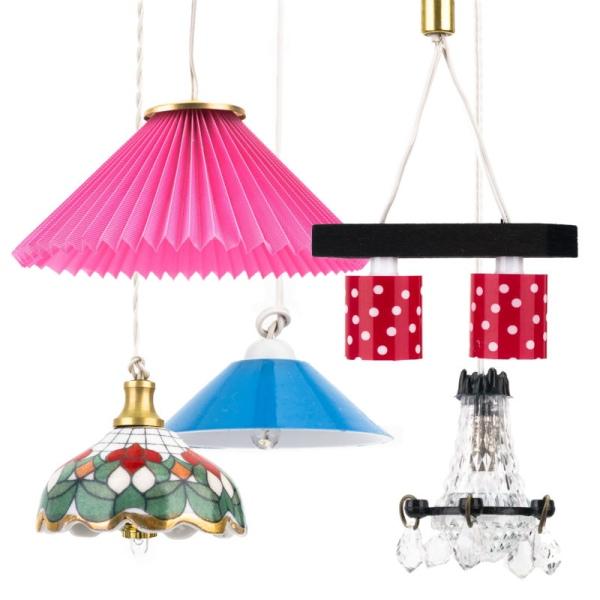 Puppenhauslampen
