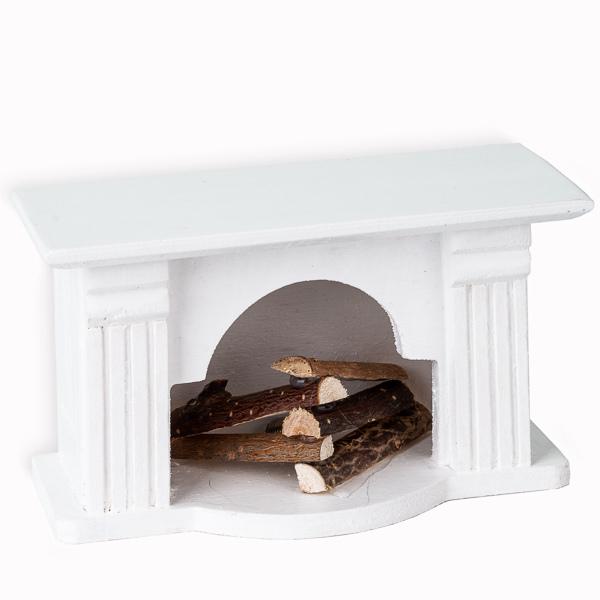 beleuchtete artikel puppenhaus kamine fernseher und weiteres. Black Bedroom Furniture Sets. Home Design Ideas