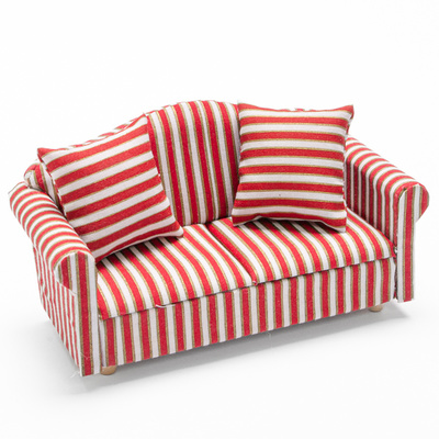 Polstersofa ROT
